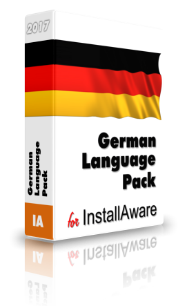 German Language Pack Box