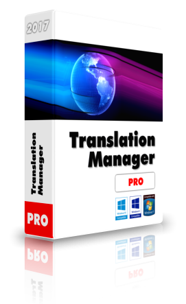 Translation Manager Pro Box